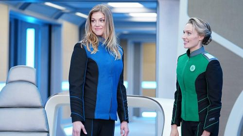 Adrianne Palicki And Michaela McManus