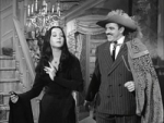 The Addams Family (1964) Morticia Meets Royalty