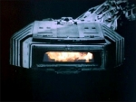 Battlestar Galactica (1978) Fire in Space