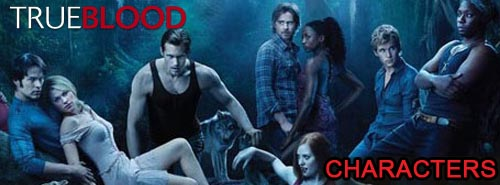 True Blood Characters