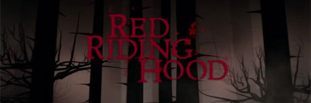 red riding hood banner