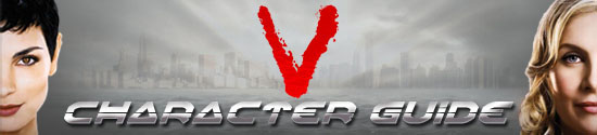 V (2009) Character Guide