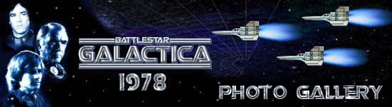 Battlestar Galactica 1978 Photos