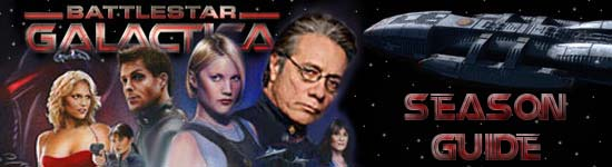 Battlestar Galactica Season Guides