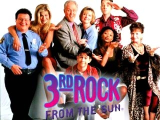 3rd rock from the sun-show