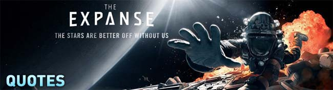 The Expanse Quotes