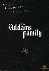 The Addams Family Complete DVD Set