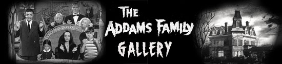 Addams  Family Photo Gallery