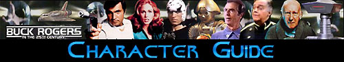 Buck Rogers in the 25th Century Characters