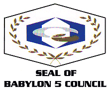 The Seal of the Babylon 5 Advisory Council