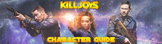 killjoys character guide