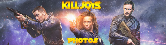 killjoys photos