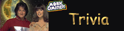 Mork & Mindy Quotes