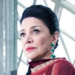 Chrisjen Avasaralaplayed by Shohreh Aghdashloo