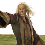 Bruce Spence as Zeddicus Zu'l Zorander in Legend of the Seeker